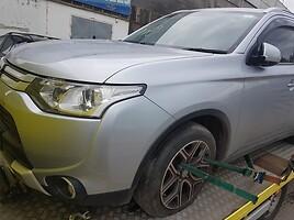 Mitsubishi Outlander Visureigis 2015