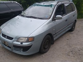 Mitsubishi Space Star Vienatūris 2003