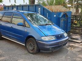 Volkswagen Sharan I Vienatūris 2000