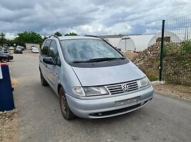 Volkswagen Sharan I 2000 m dalys