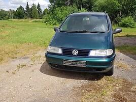 Volkswagen Sharan I Vienatūris 1997