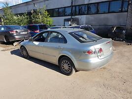 Mazda 6 Hečbekas 2004