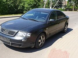Audi A6 C5 81 kW Sedanas 1998