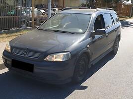 Opel Astra I 60 kW Universalas 1999