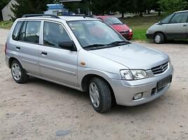 Mazda Demio Hečbekas 2002
