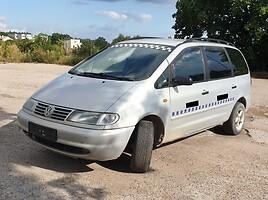 Volkswagen Sharan I 81 kW Vienatūris 1998