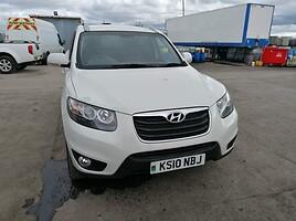 Hyundai Santa Fe II Visureigis 2010