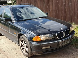BMW 320 Universalas 1999