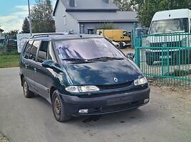 Renault Espace III Vienatūris 2001