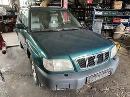 Subaru Forester I Visureigis 2001