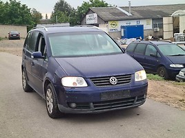 Volkswagen Touran I Vienatūris 2005