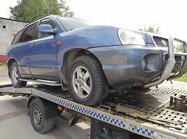 Hyundai Santa Fe Visureigis 2004