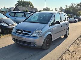 Opel Meriva I Vienatūris 2005