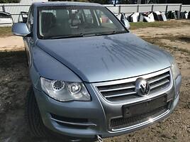 Volkswagen Touareg Visureigis 2008