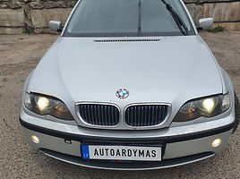 BMW 330 Universalas 2002