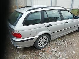 BMW 320 E46 Universalas 2003