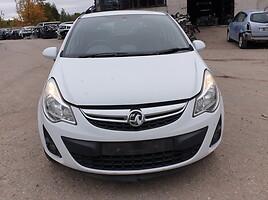 Opel Corsa Hečbekas 2013