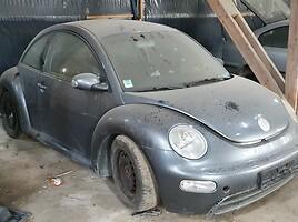 Volkswagen Beetle Hečbekas 2001