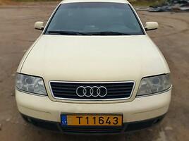 Audi A6 C5 Universalas 2000