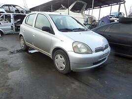 Toyota Yaris I Hečbekas 2003