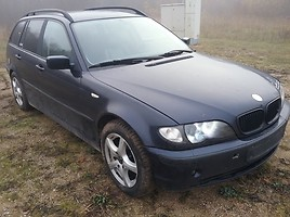 BMW 320 Universalas 2001
