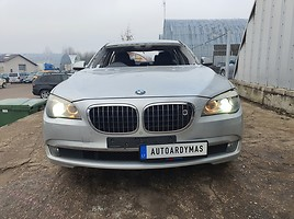 BMW 730 F01 2009