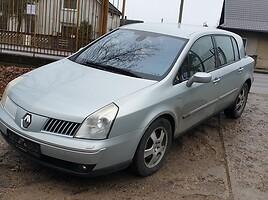 Renault Vel Satis 130 kW Hečbekas 2002