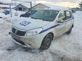 Dacia Sandero I Hečbekas 2011