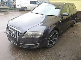 Audi A6 Tel 370 Universalas 2006