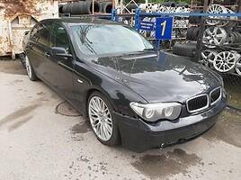BMW 750 Variklio kodas Sedanas 2007