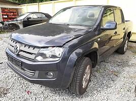 Volkswagen Amarok Tel 370 Pikapas 2010