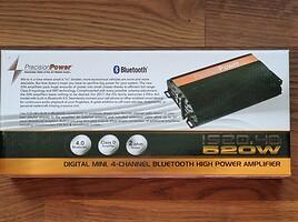 Precision Power i520.4B su Bluetooth