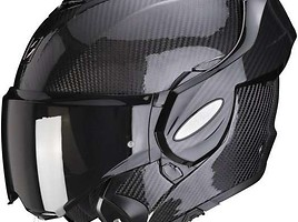 Scorpion EXO - TECH carbon moto Šalmas