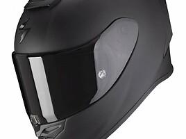 Scorpion EXO - R1 matt black  Šalmas