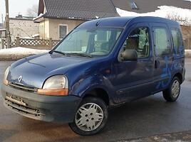 Renault Kangoo Vienatūris 2001