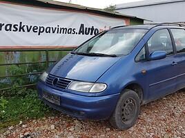 Volkswagen Sharan Vienatūris 1996