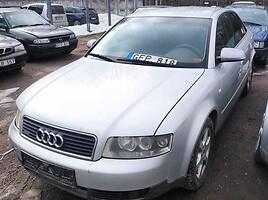 Audi A4 Sedanas 2002