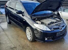 Mazda 5 Vienatūris 2008
