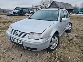 Volkswagen Bora Universalas 2002