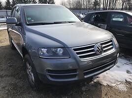 Volkswagen Touareg Visureigis 2006