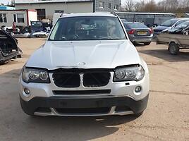 BMW X3 Visureigis 2006