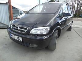 Opel Zafira Vienatūris 2004