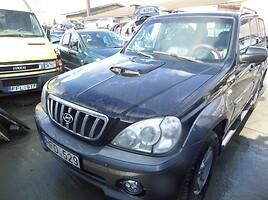 Hyundai Terracan Visureigis 2003