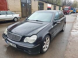 Mercedes-Benz C 220 W203 2.2 DYZELIS 105 KW Sedanas 2001
