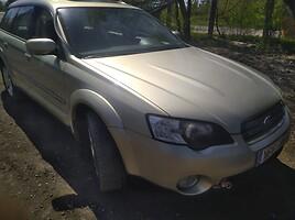 Subaru Legacy IV Universalas 2006