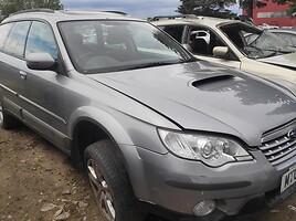 Subaru OUTBACK Visureigis 2008