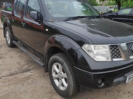 Nissan Navara Visureigis 2006