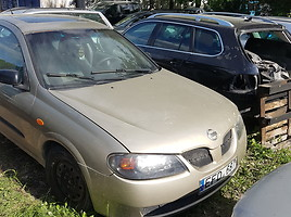 Nissan Almera Hečbekas 2003