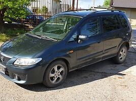 Mazda Premacy 74 kW Vienatūris 2004