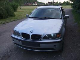 BMW 318 E46 Pikapas 2002